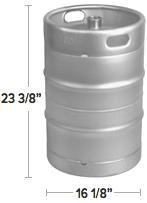 half-barrel